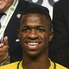 Brazilian wonderkid Vinicius Junior set to be most expensive footballer to play in India