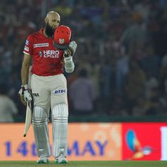 Two centuries in IPL 2017, two losses – Amla's unfortunate record was the key stat from KXIP v GL
