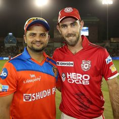 Glenn Maxwell terms loss 'pretty devastating' while Suresh Raina hails morale-boosting win