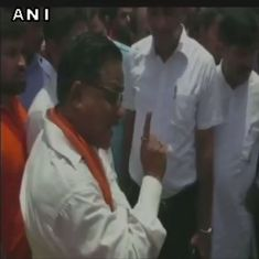 A day in the life of Gorakhpur: BJP MLA screams, woman IPS officer breaks down, accusations follow