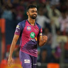 IPL 10: Unadkat's triple wicket maiden, Amla's losing-cause tons, and other unique stats from Week 5