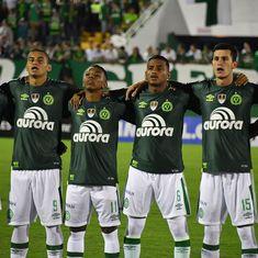 Brazilian team Chapecoense win first title since plane crash