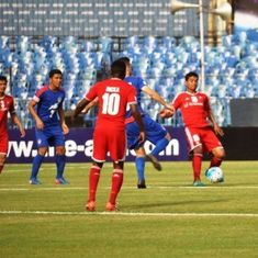 Bengaluru FC beat Shillong Lajong 3-2 in their opening Federation Cup game