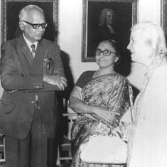 How a Madras scientist won the global race in the '50s to crack the structure of collagen