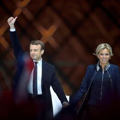It's a victory for Macron and for the European Union – but now it's time to unite a divided France