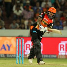 Sunrisers Hyderabad set to trade Shikhar Dhawan to Delhi Daredevils for IPL 2019: Report