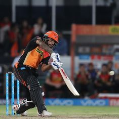 Sunrisers Hyderabad confirm Shikhar Dhawan's trade to Delhi Daredevils for 'financial reasons'