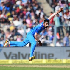The Champions Trophy will be a dry run for India's pace all-rounder experiment with Hardik Pandya