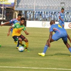 East Bengal beat Chennai City to go top of Group A in 2017 Federation Cup