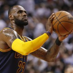Does 'King' LeBron have anything left to prove? Yes, matching Michael Jordan's legacy