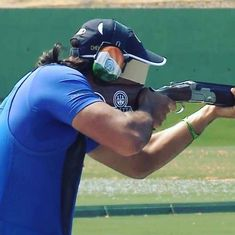 Shooting World Cup: Kynan Chenai finishes 15th as three Indians fail to qualify for trap final
