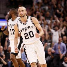 NBA Playoffs: San Antonio Spurs beat Houston Rockets to take 3-2 lead