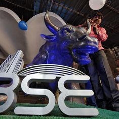 Sensex closes 174 points up, Nifty above 9,900 after RBI keeps interest rates unchanged