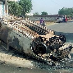 Uttar Pradesh: 24 rioters arrested after caste violence in Saharanpur, two policemen transferred
