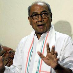Congress removes Digvijaya Singh as party leader in charge of Telangana