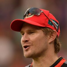 'This IPL hasn't been good at all': Shane Watson rues dreadful season with RCB