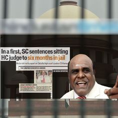 The Supreme Court's detailed order on Justice Karnan reveals a lack of faith in its own procedures