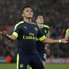 'I think he is a great lover of the club': Wenger insists Alexis Sanchez is staying at Arsenal