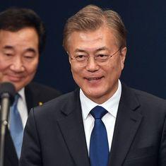 दक्षिण कोरिया के नए राष्ट्रपति क्षेत्रीय शांति की उम्मीद जगाते हैं