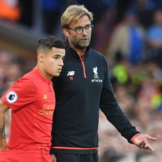 'We're not a selling club': Liverpool manager Jurgen Klopp quashes Coutinho rumours