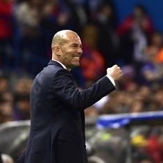 'Juventus is a club that gave me everything': Real Madrid's Zidane looks forward to 'special' final