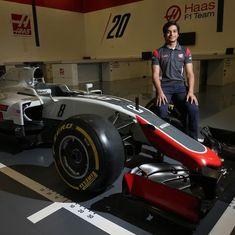 India's Arjun Maini joins Haas F1 team as a development driver