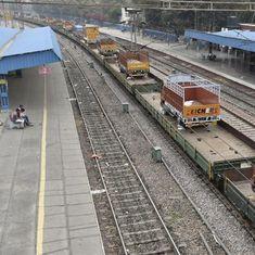 बड़े अरमानों से शुरू हुई रेलवे की 'रोल आॅन-रोल आॅफ' परियोजना एक माह भी चल क्यों नहीं पाई?