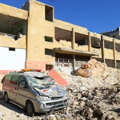 The Syrian war is normalising the weaponisation of health care