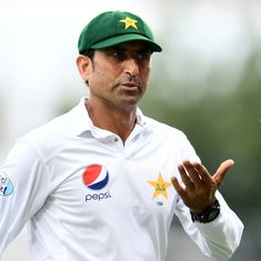 Younis Khan declines PCB's invite to be a special guest at Karachi Test between Pakistan and SL