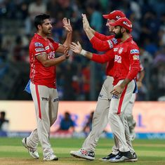 Kings XI Punjab still in playoff contention after thrilling 7-run win against Mumbai Indians
