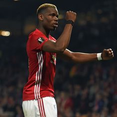 Europa League: Manchester United overcome scare from Celta Vigo to set up final against Ajax
