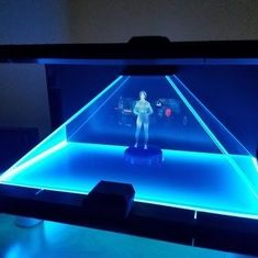 Watch: Move over, Siri. Your rival virtual assistant Cortina is now a real hologram