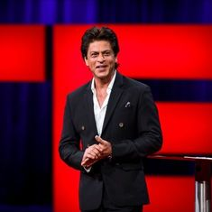 Watch: Shah Rukh Khan's witty and revealing TED Talk about ageing, love and failure