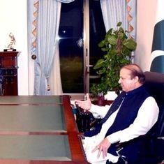 यह खबर बताती है कि पाकिस्तान की सेना पर नवाज शरीफ की पकड़ अब भी उतनी मजबूत नहीं हो पाई है