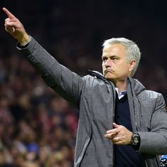 'I think it's my fault': Mourinho says he is judged harshly because of previous successes