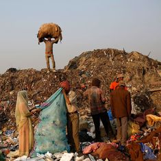 Unpaid and shunned, ragpickers are critical for waste management in India