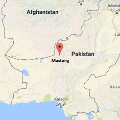 Pakistan: At least 25 dead in blast in Balochistan