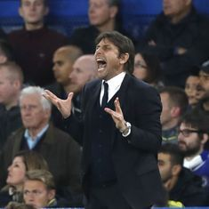 Chelsea must win every match to catch up with Manchester City, says Antonio Conte