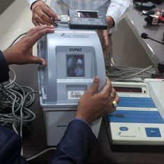 The big news: Election Commission says all polls will be held with VVPAT machines, and 9 top stories