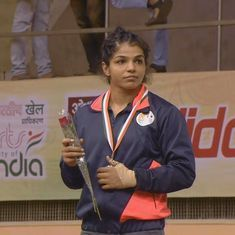 Silver medallists Sakshi Malik, Vinesh Phogat and Divya Kakran left in awe of Japan's golden girls