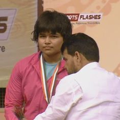 Asian Wrestling C'ship: 19-year-old Divya Kakran wins silver to cap a good day for India