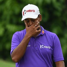 Three trips to the water see Anirban Lahiri exit early from The Players Championship