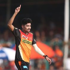 Vijay Hazare Trophy: Mohammed Siraj fifer steers Hyderabad into quarters, Andhra beat Mumbai