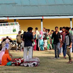 In photos: Nearly 1,000 residents of Jammu & Kashmir's Rajouri evacuated after cross-border firing