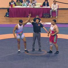 Asian Wrestling Championships: Sumit cruises into the final, assures India's 10th medal