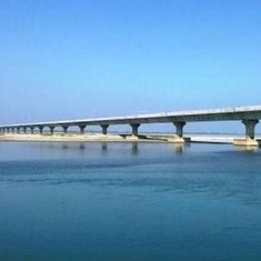 Dhola-Sadiya bridge: Exercise restraint over building infrastructure in Arunachal, China tells India