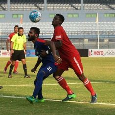 Bengaluru down Aizawl to reach Federation Cup finals