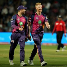 'Magnificent' Ben Stokes will be a big loss during playoffs: Pune skipper Steve Smith