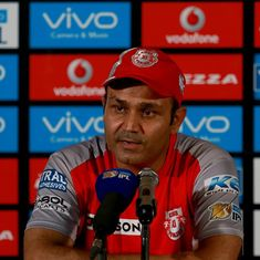 Virender Sehwag lays into 'irresponsible' Glenn Maxwell, other foreign KXIP batsmen for 73 all-out