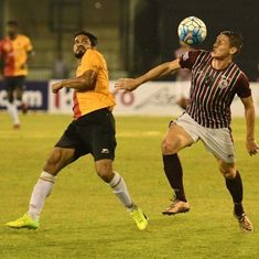 Mohun Bagan defeat East Bengal to reach Federation Cup final
